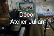 Décor Atelier Julian