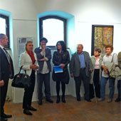Ambiance vernissage